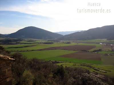 TURISMO VERDE HUESCA. Casa L´Apargatero de Morillo de Monclús
